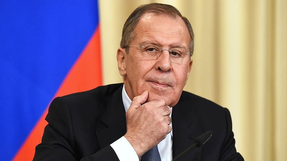 США ввели новые санкции против РФ: Лавров прокомментировал ситуацию