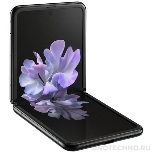 Упрощение новой модели Samsung Z Flip