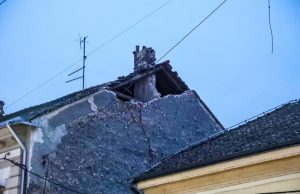 Мощнейшее землетрясение на территории Хорватии с магнитудой в 6,3