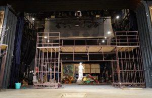 Модернизация туалета в Театре