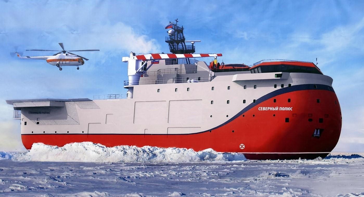 Уродливое российское судно: какие изъяны в нем нашли зарубежными страны?