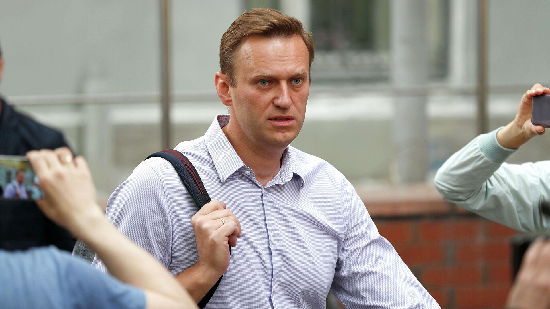 Следственный комитет открыл дело против Навального