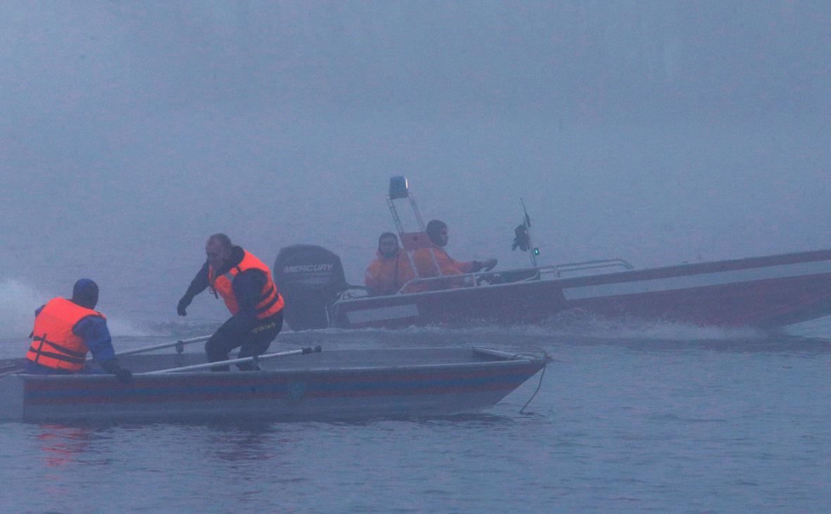 Завершились поиски пропавших в Баренцевом море рыбаков