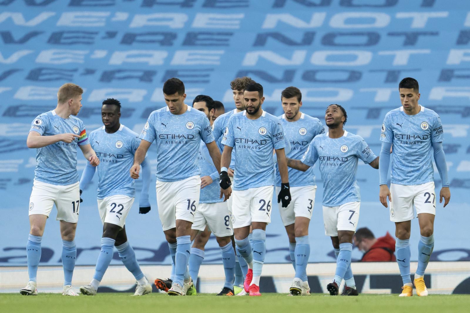 Вспышка коронавирусной инфекции в ФК «Манчестер Сити»