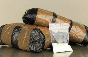 США и Россия в ходе спецоперации изъяли кокаин на миллиард рублей