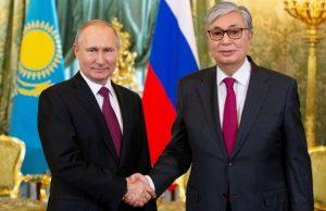 Владимир Путин уверен в сотрудничестве с Казахстаном