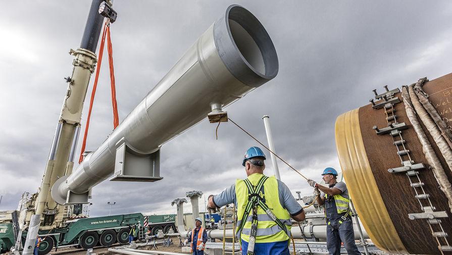 Чем чреваты санкции США для «Северного потока-2»