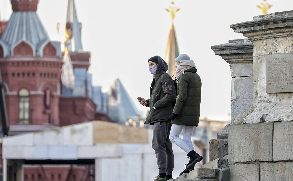 Статистика заболеваемости коронавирусом в России за последние сутки