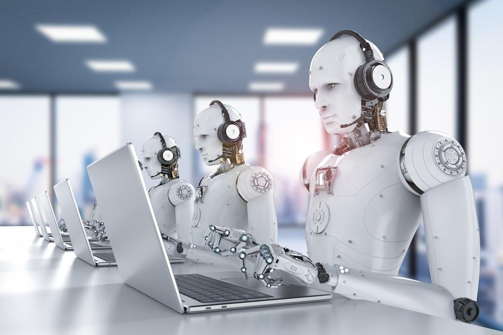 Работниками российских банков станут роботы