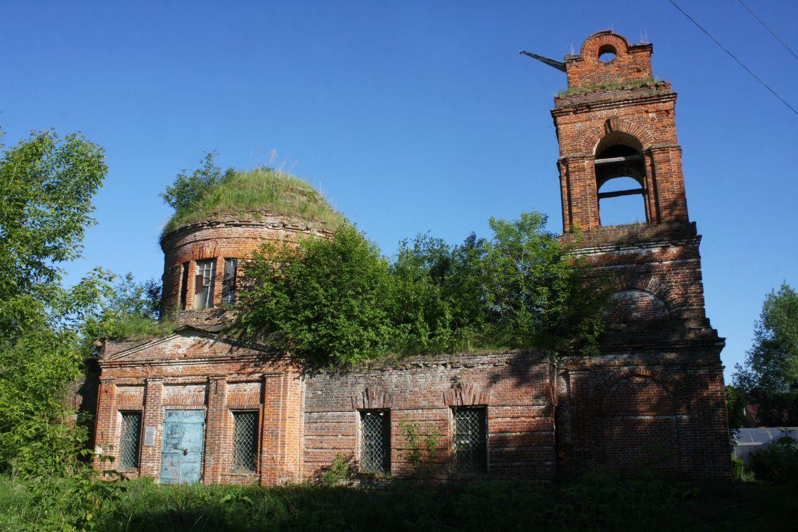 Российский храм продали на «Авито»