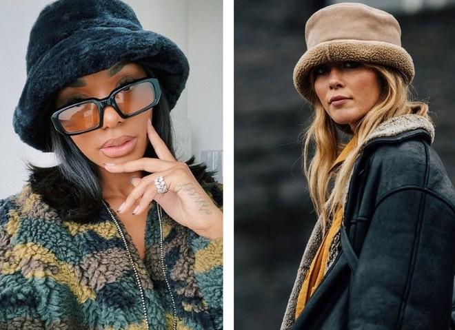 Панама – модный тренд зимнего сезона