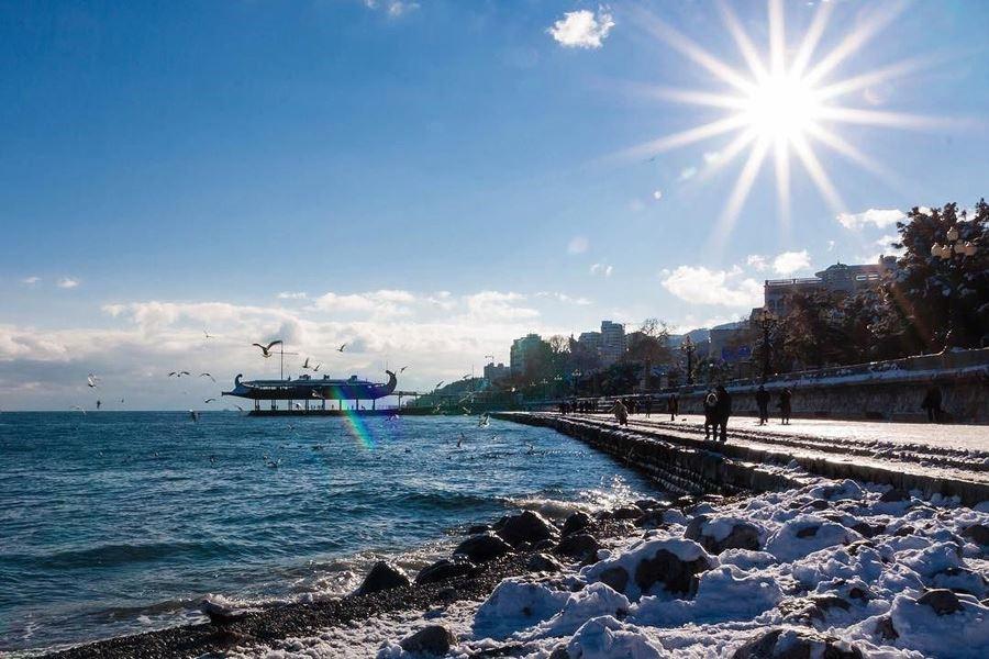 В скором времени Крым может стать круглогодичным курортом