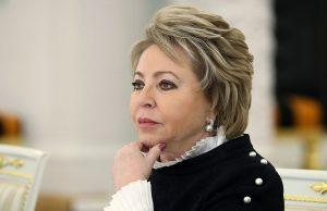 Матвиенко дала оценку возможному ужесточению карантина