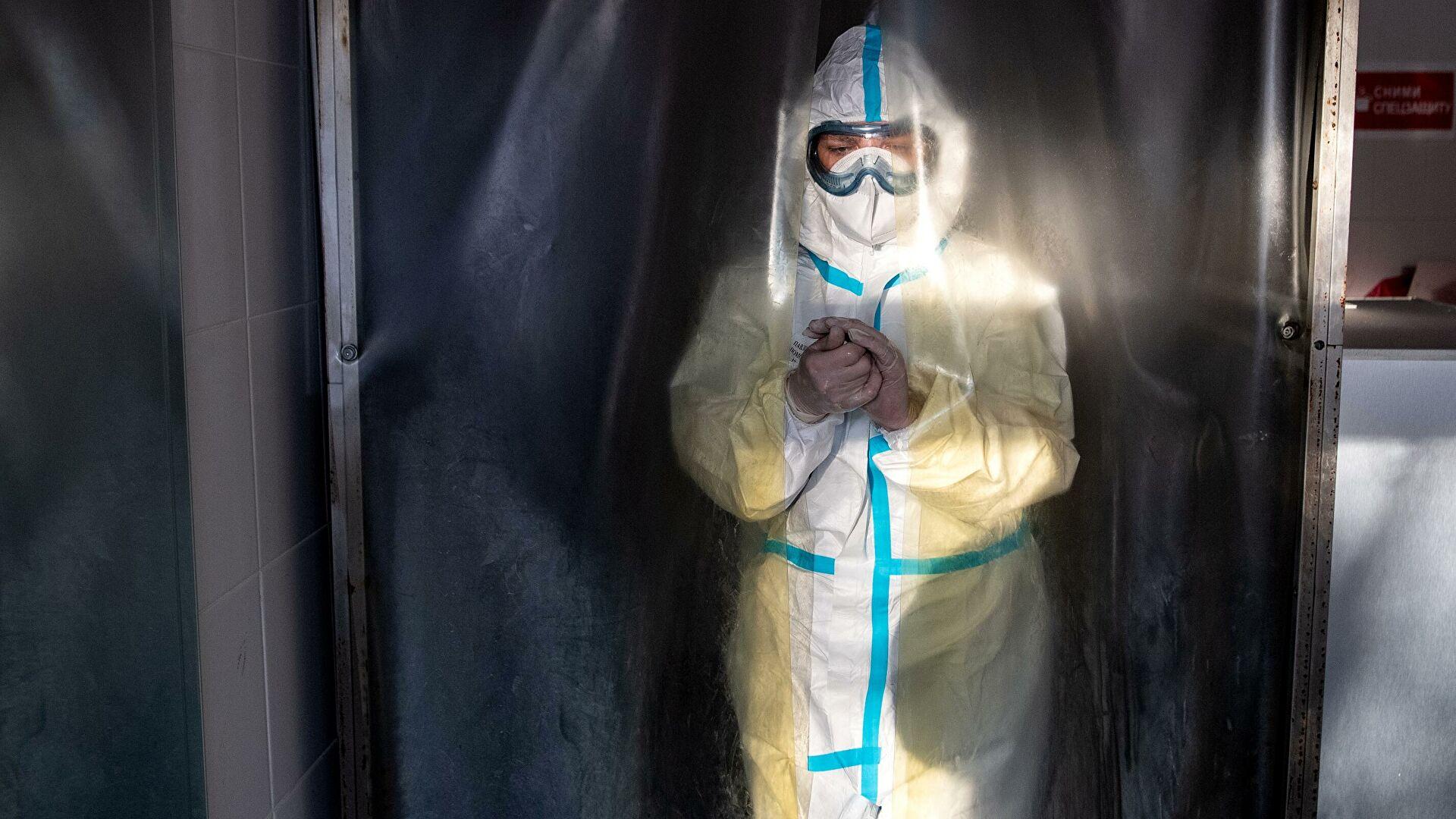 Биолог назвала причину отсутствия мутаций коронавируса в России