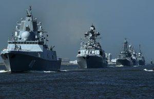 Китай – угроза для морского господства США