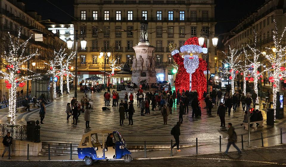 Португалия отменила празднование Нового Года