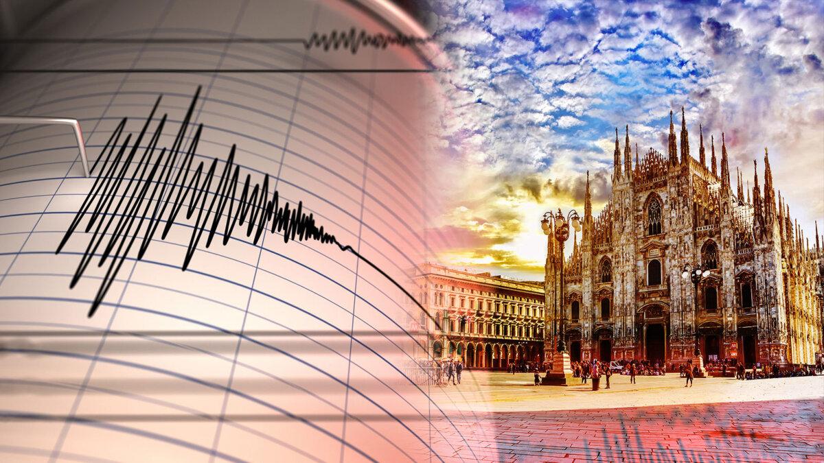 Милан настигло сильнейшее за 500 лет землетрясение