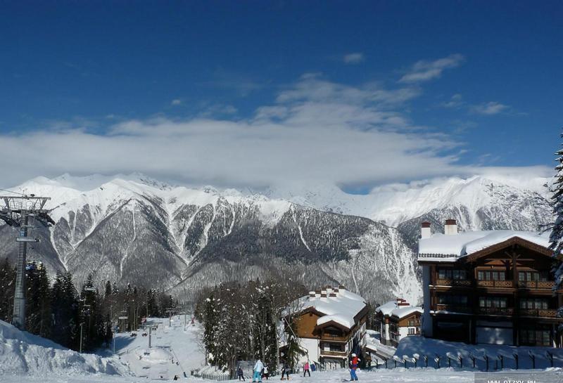 Известны сроки открытия горнолыжного сезона в Сочи