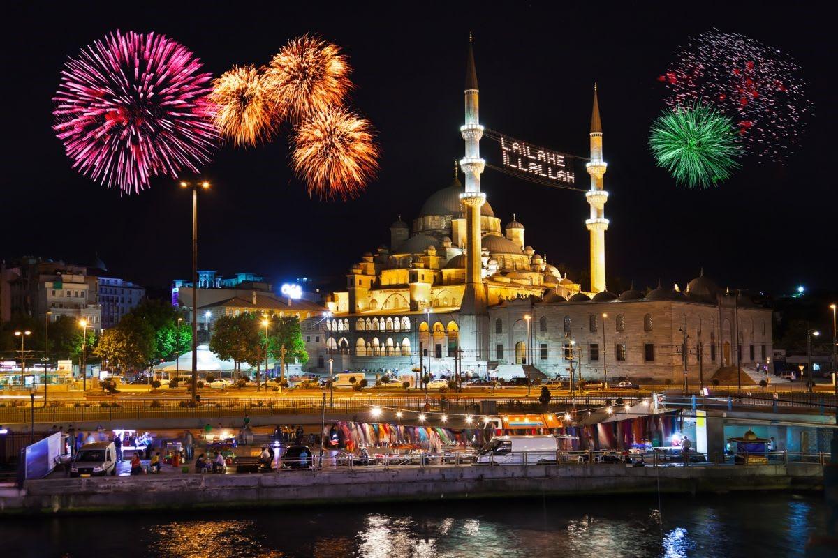 В Турции запретили проведение новогодних программ