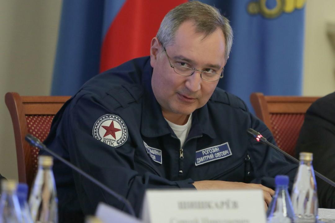 Рогозин прокомментировал успехи Маска в космосе