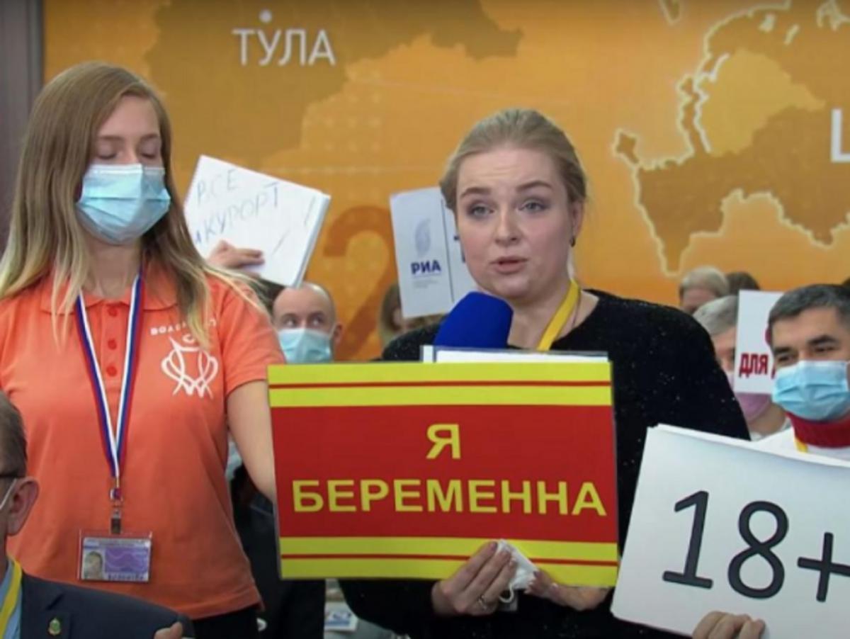 Журналистка, обманувшая Владимира Путина, объяснила свой поступок