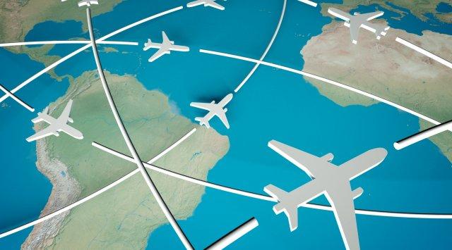 Мутировавший вид коронавируса заставил закрыть свои воздушные границы более 20 стран