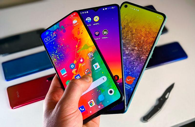 Определены самые популярные смартфоны 2020