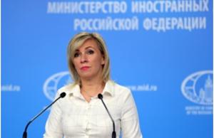 Захаровой были прокомментированы санкции США против Кадырова
