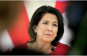 По мнению президента Грузии необходимо создать «Кавказскую платформу» для проведения диалога с Россией
