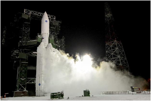 «Ангару-А5» запустили во второй раз