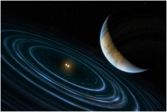 Астрономами был замечен двойник девятой планеты Солнечной системы
