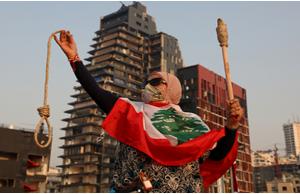 После взрыва в порту Бейрута Ливан настиг кризис