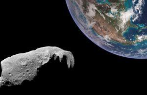 К Земле приближается три потенциально опасных астероида
