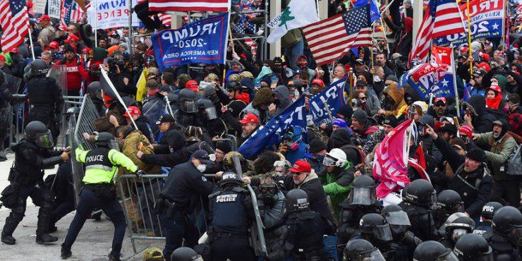 В США идет подготовка к вооруженным протестам