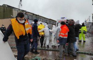 Выживший моряк сухогруза рассказал о причинах крушения судна
