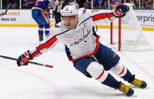 Овечкин забил первую шайбу в новом сезоне НХЛ