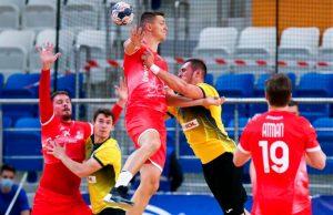 Сборная России по гандболу одержала победу на Чемпионате мира