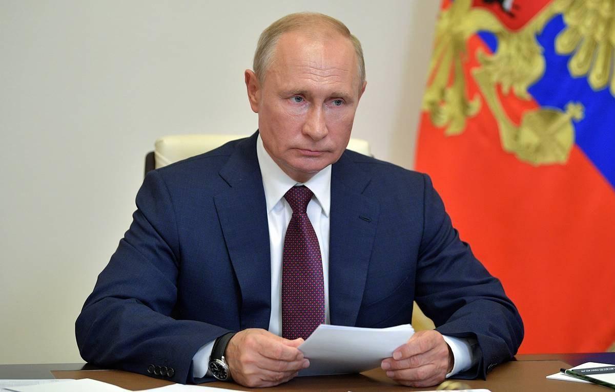 Путин призывает прокуратуру к реализации национальных проектов