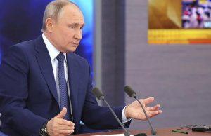 Кремль прокомментировал информацию о «дворце Путина»