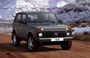 Стало известно когда Lada Niva снимут с производства