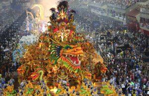 В Рио-де-Жанейро отменили карнавал из-за коронавируса