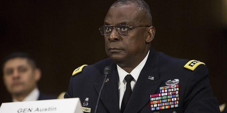 Пентагон возглавил афроамериканец