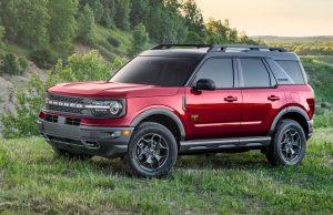 Ford продал свой тестовый Bronco Sport, а затем потребовал его вернуть