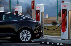 Тотальная электрификация автомобилей