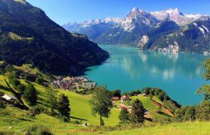 В Швейцарии изменены правила карантина для местных жителей и туристов