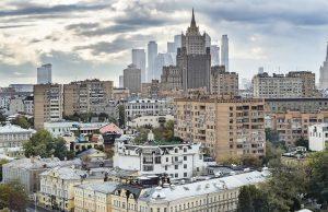 В Москве производство продуктов выросло почти на 40%