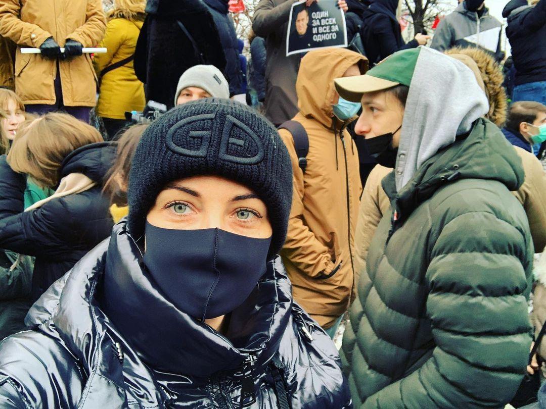 Супруга Алексея Навального вновь арестована
