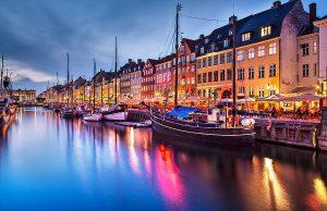 В Дании запланирована постройка первого в мире отеля, который будет поглощать парниковые газы