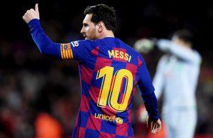 Месси остается в «Барселоне»