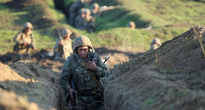 В Карабахе начали прививать российских миротворцев от коронавируса
